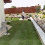 Podlewanie trawnika i roślin