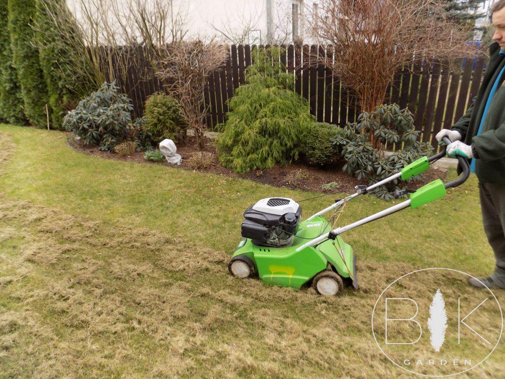 BIKgarden areacja trawnika