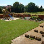 Trawnik z rolki wieliczka